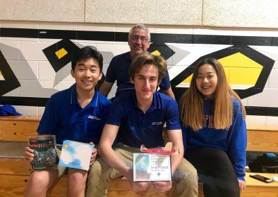 3rd Place MATE Robotics NorCal Regional 2018