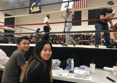 Volunteer at Cal Boxing