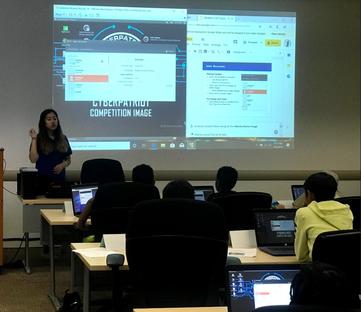 Teaching Cyber Security at Folsom Intel