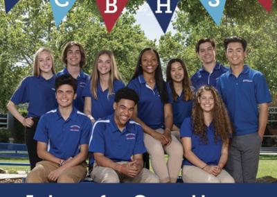 Ambassador for Christian Brothers High School