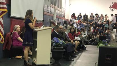 Graduation Speaker