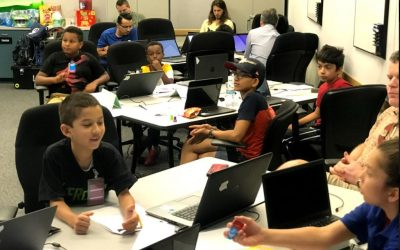 Cyber Security Camp at Intel