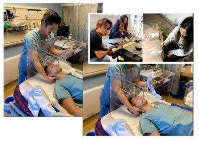 Design An Intubation Box